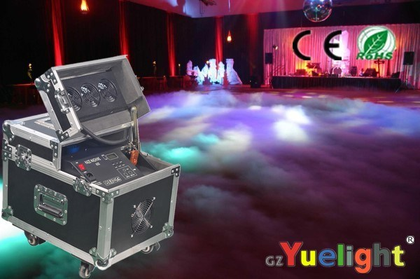 1000W Double Fog Machine for Wedding Party Event Effect with Ce RoHS