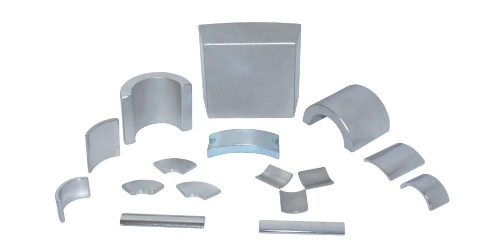 Custom Sintered Permanent NdFeB/Neodymium Magnet