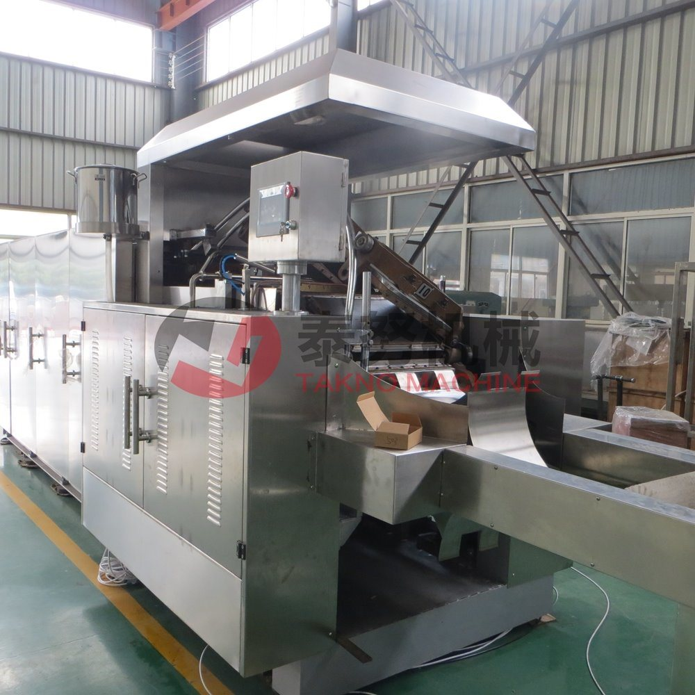 Takno Brand Wafer Production Line for Factory