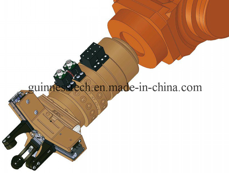 Intelligent Robot Arm Manipulator Gripper