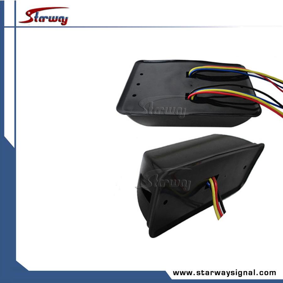 Warning LED Grill Surface Mounts (LED214)