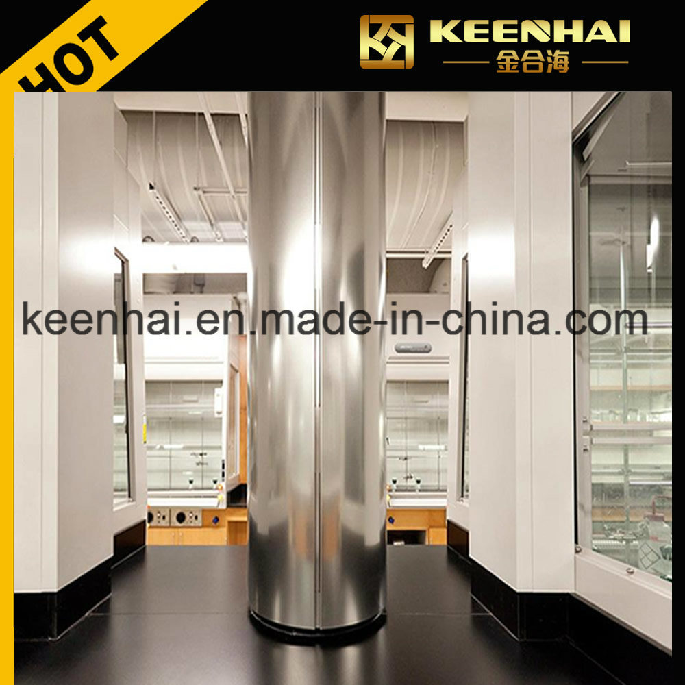 Decortaive Stainless Steel Column Cladding for Structural Pillar