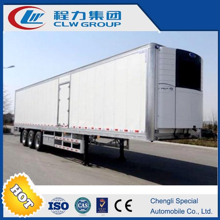 13m 40FT 3 Axles Refrigerator Semi Trailer
