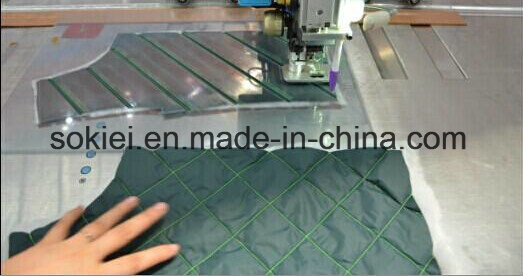 Computerized Automatic Programmable Pattern Template Indutrial Shoe Making Sewing Machine