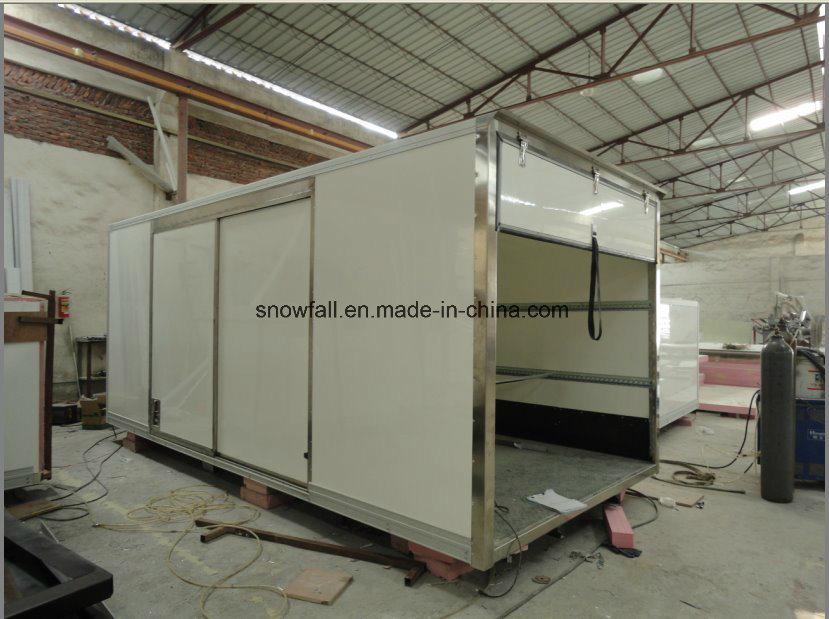 Fiberglass Honeycomb Dry Cargo Truck Body/Box