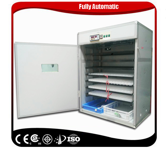 Professional Agricultural Auto Digital Chick Egg Incubator Hatching Machine