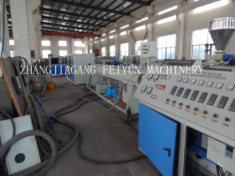 Plastic PE Pipe Production Line/Making Machine