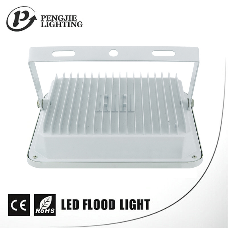 50W High Lumen 70-80lm/W White Reflector COB LED Flood Light