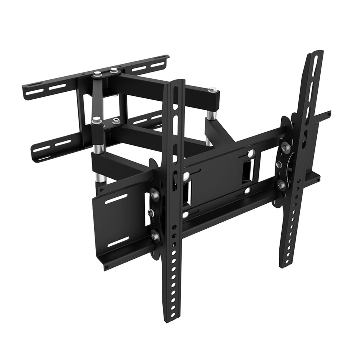 Tilt TV Wall Mount Fit for 21-55′′ with Double Hanger