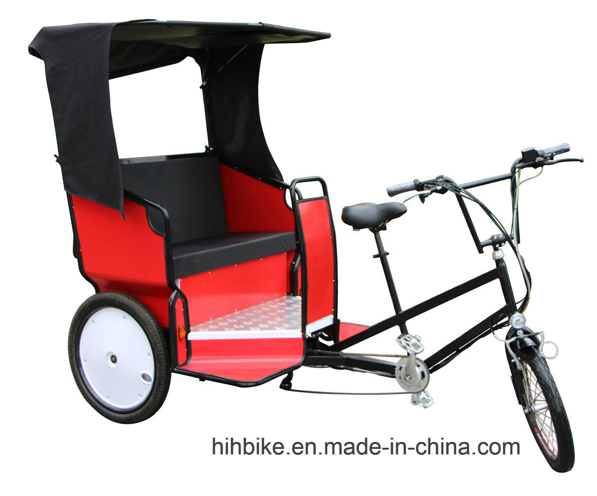 Cycle Rickshaw Tricycle with Power Assist