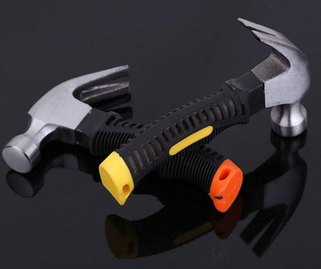 Hammer, Plastic Handle Hammer, Hand Tools