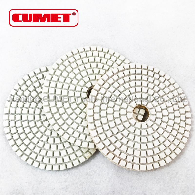 Resin Bonded Diamond Polishing Pad