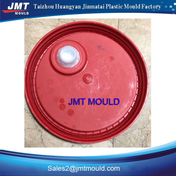 Plastic Pail Mould with Lid