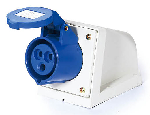 Surface Mounting Socket Outlet 16A/32A 3p 240V IP44/IP67