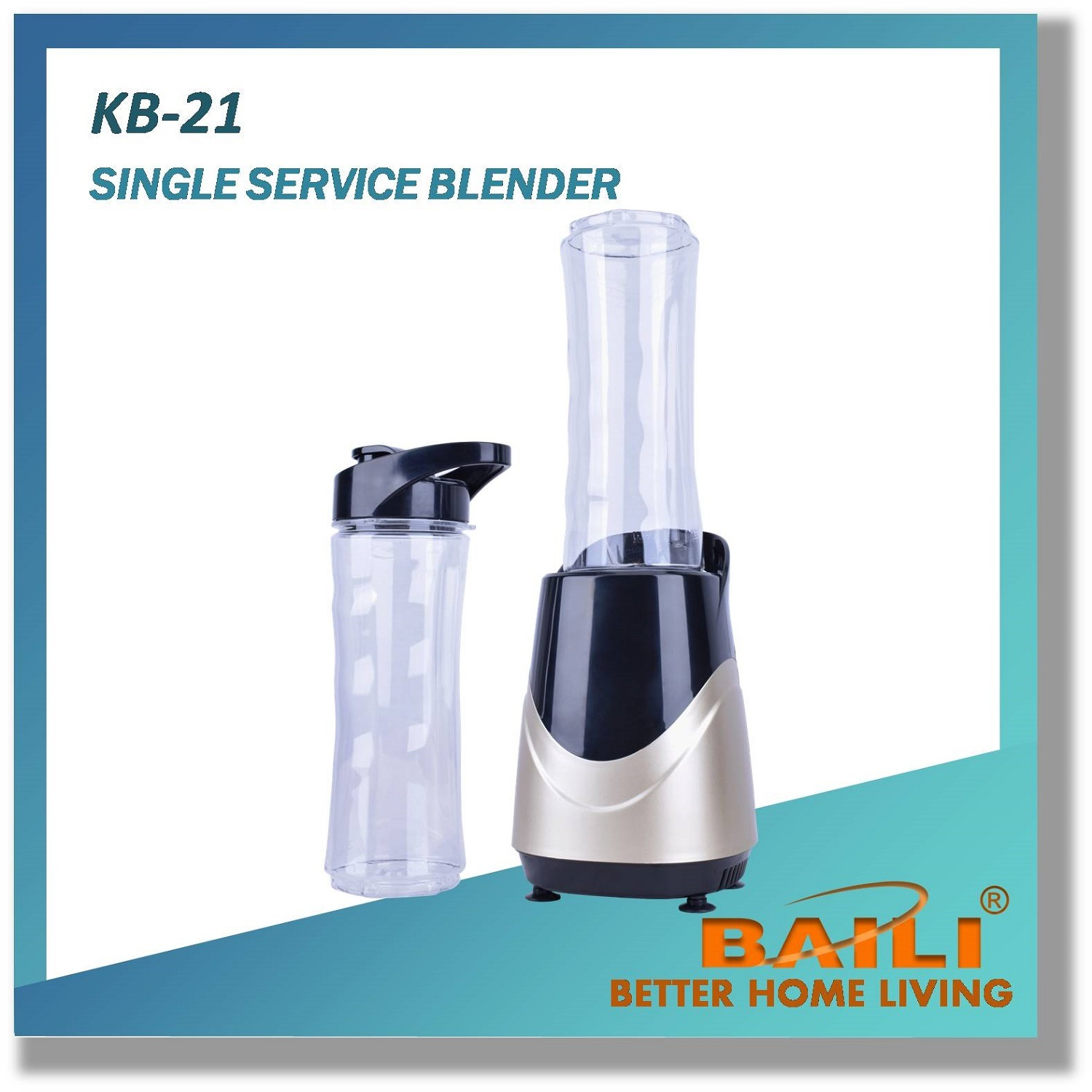 Single Serve Blender with 600ml Travel Cup