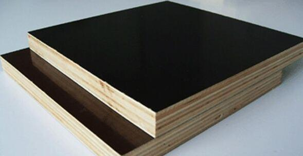 Film Faced Poplar/Birch/Hardwoods Plywood for Construction