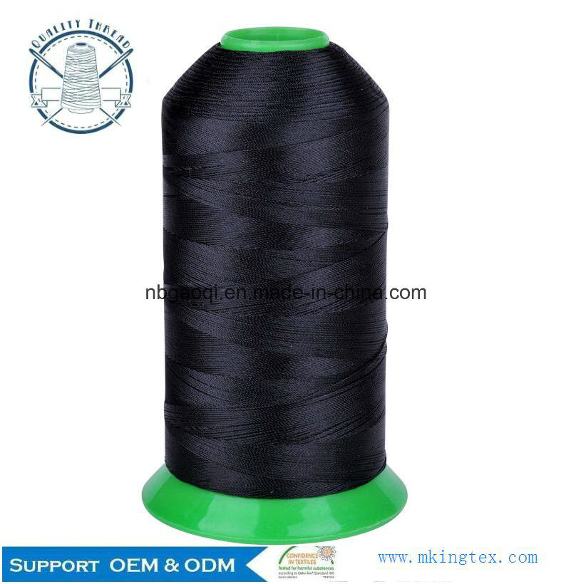 Low Shrinkage 100% Nylon 210d Dyed Sewing Thread Wholesale