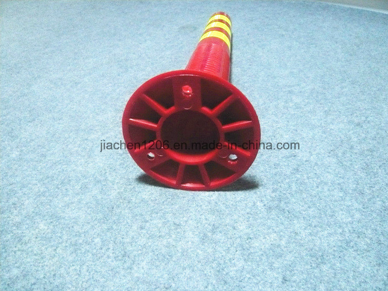 Wholesale China Factory Fencing 750mm PU Warning Post with Good Quality