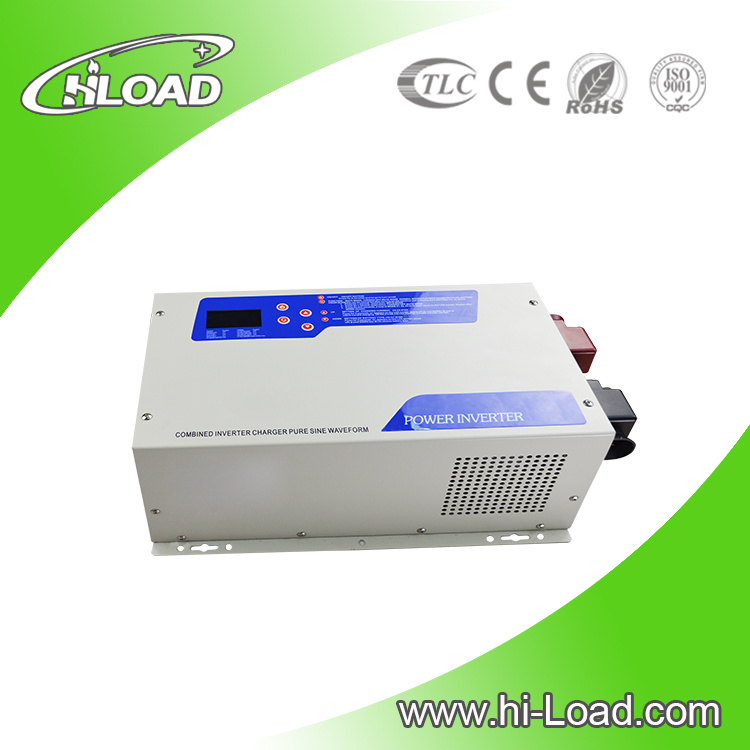 6000W Pure Sine Wave off Grid Inverter with Charger