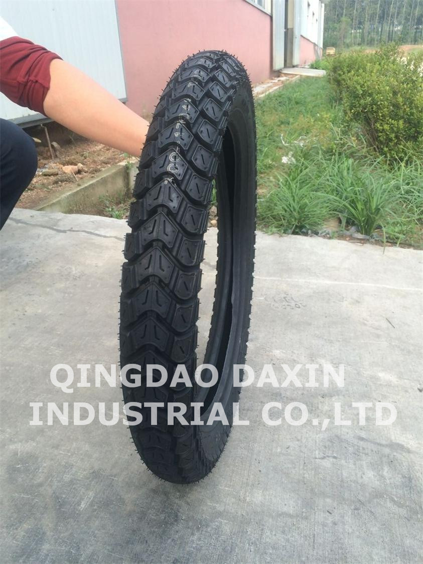 Motorcycle Tire 3.00-18 8pr