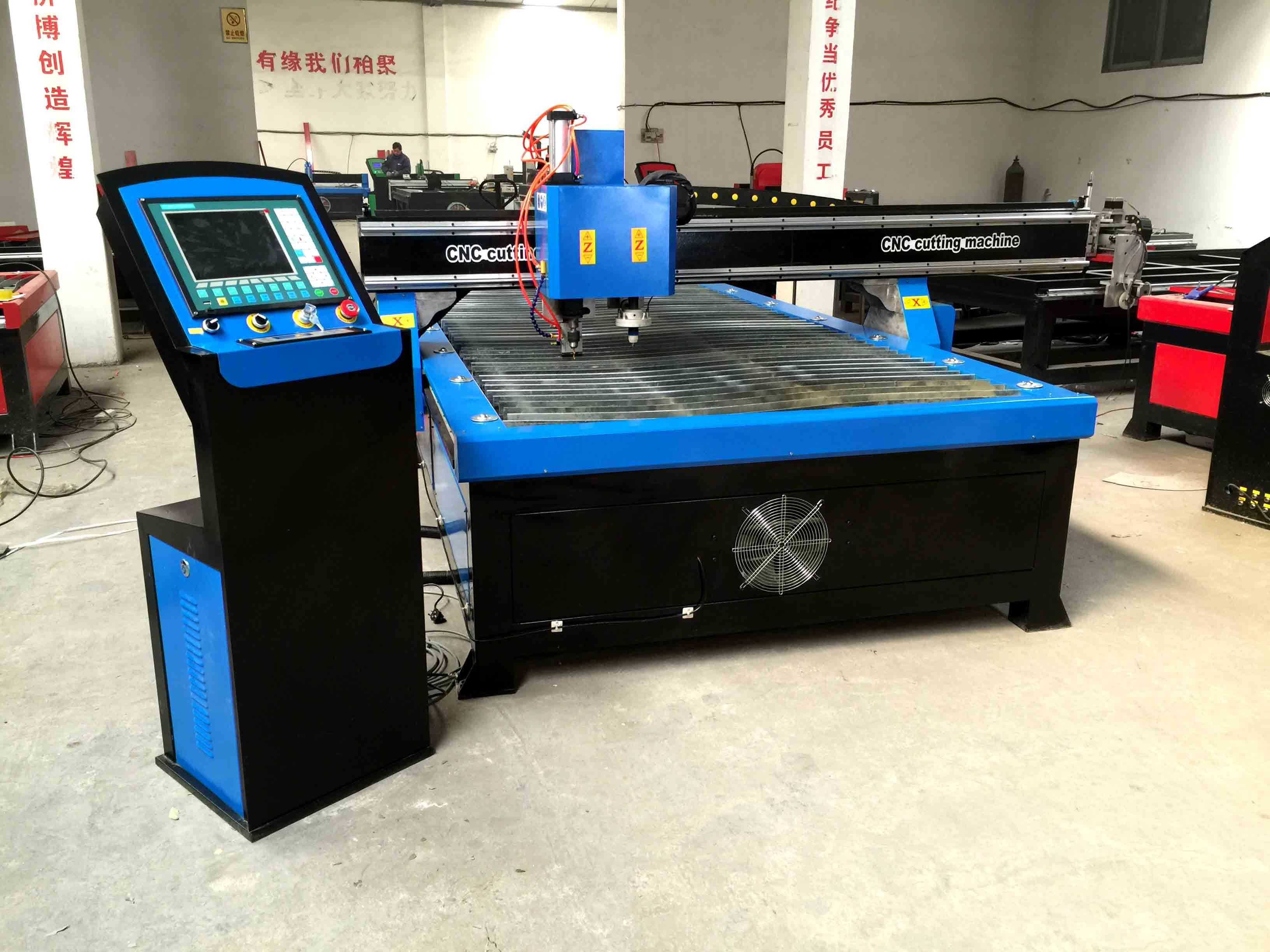 Rhino Ce ISO Certificate Portable CNC Plasma Cutting Machine