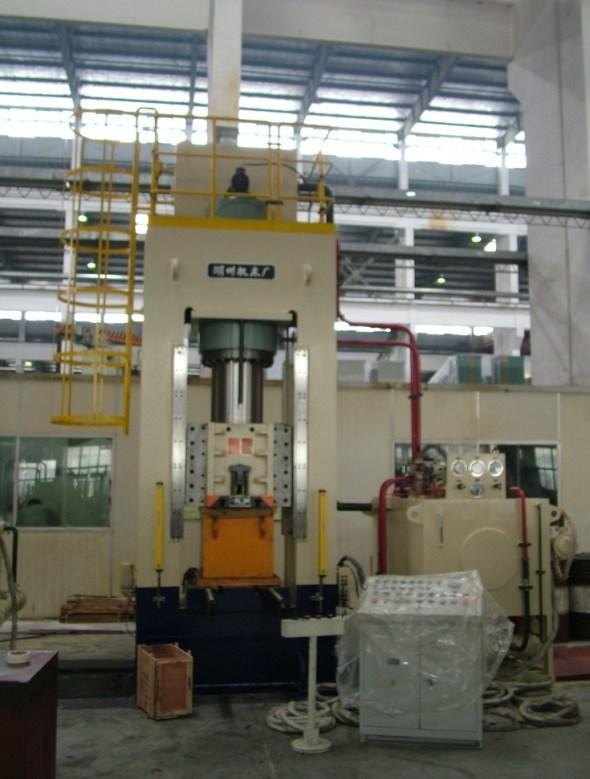 The Precise Forging Press Machine