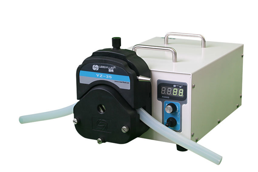 Industrial Peristaltic Dosing Pump Head