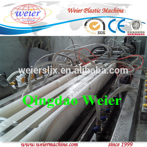 PVC UPVC Profile Door Window Machine (sjsz65/132twin screw extruder)