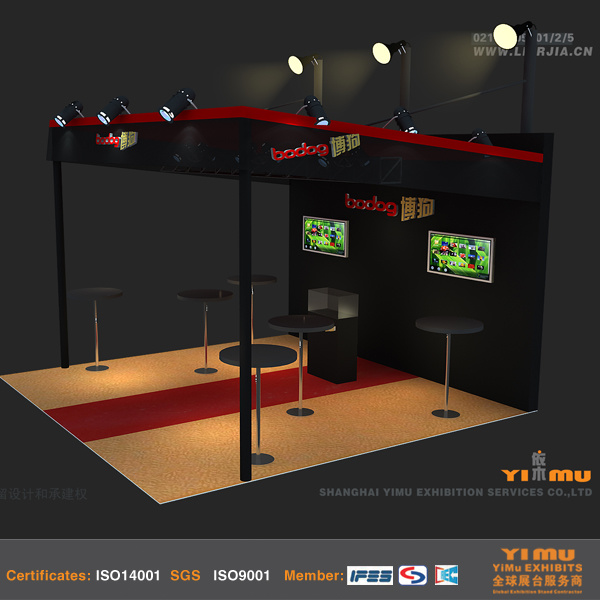 Exhibition and Conference Stand Design Builders
