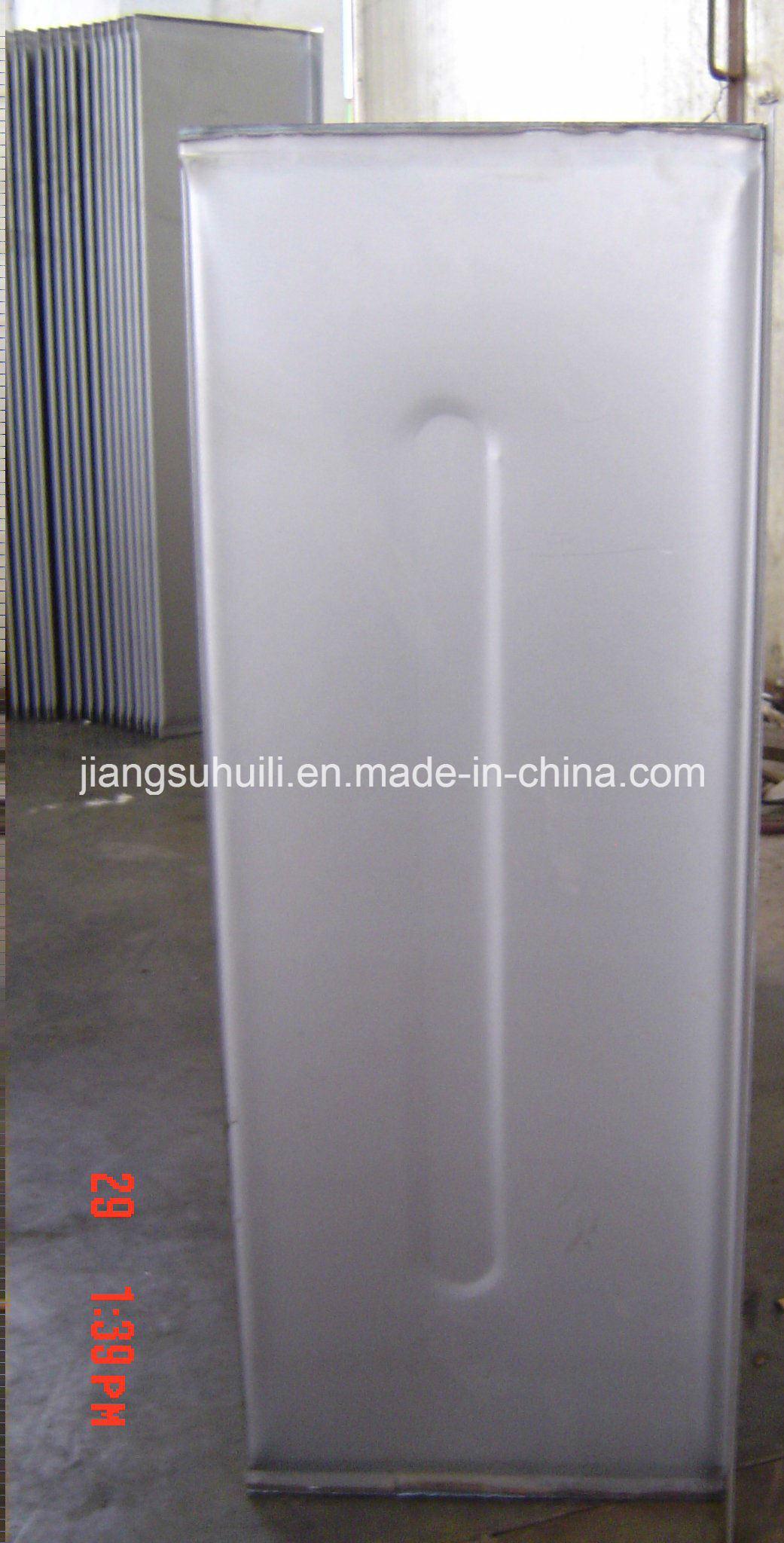 Transformer Tank Corrugated Fin Wall