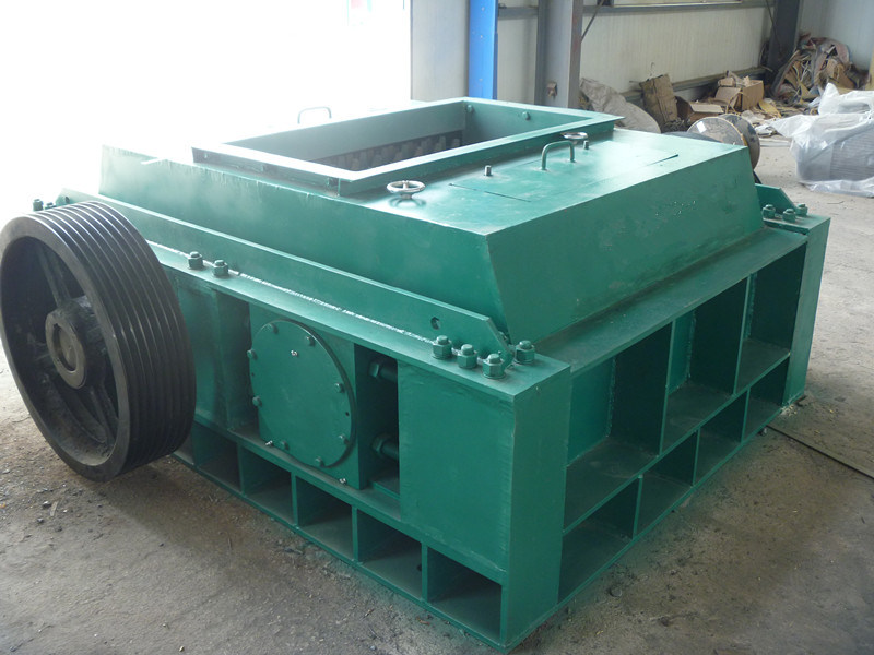 Double Roller Stone/Rock Impact Crusher (2PF1010-1212)