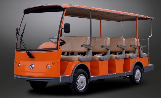 Dongfeng 14 Seater Electric Sightseeing Car for Sale