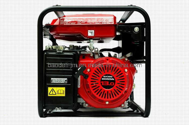 5kw 5kVA Honda Engine Portable Gasoline Generator with CE