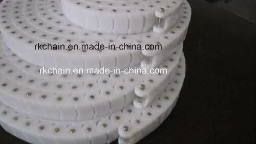 Plastic Roller Chain (POM +SS 304) 40p for Conveyor Machine