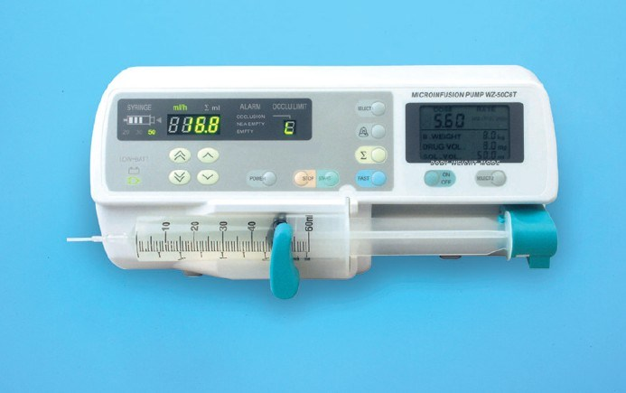 Syringe Pumps | Grady Medical