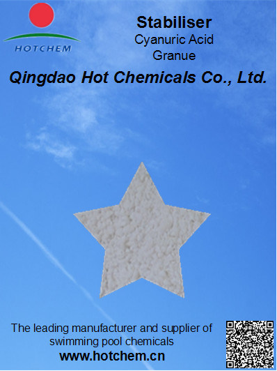 98.5% High Quality Industry Grade Cyanuric Acid