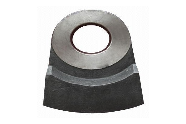 Metal Shredder Spare Part Hammer