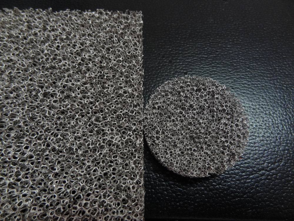 Aluminum Plate Porous Aluminum Plate