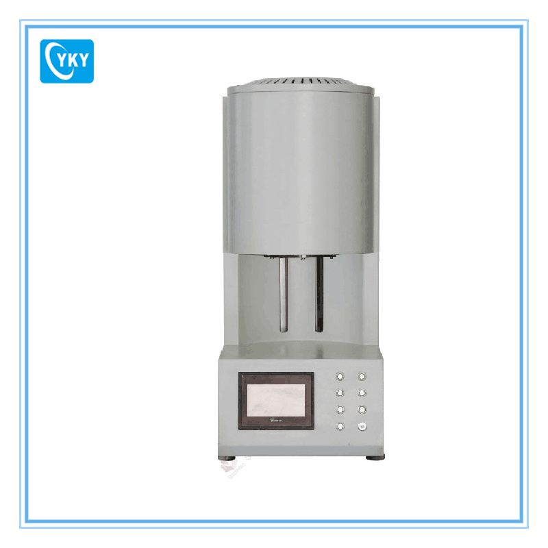 Touch Screen Automatic Programmable Vacuum Dental Lab Porcelain Furnace