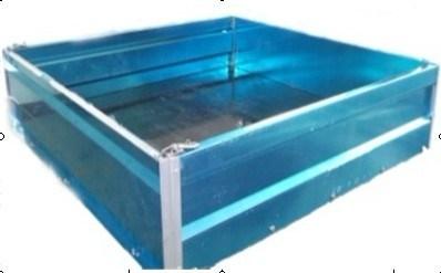 Rear Utility Box Aluminum Box