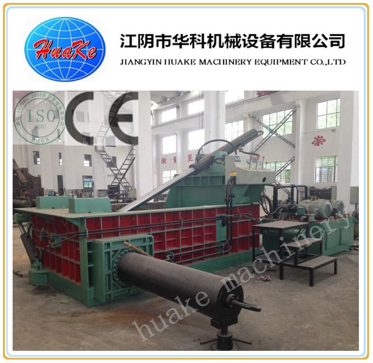 CE SGS Y81f-200 Hydraulic Steel Square Baler/Steel Press Packer