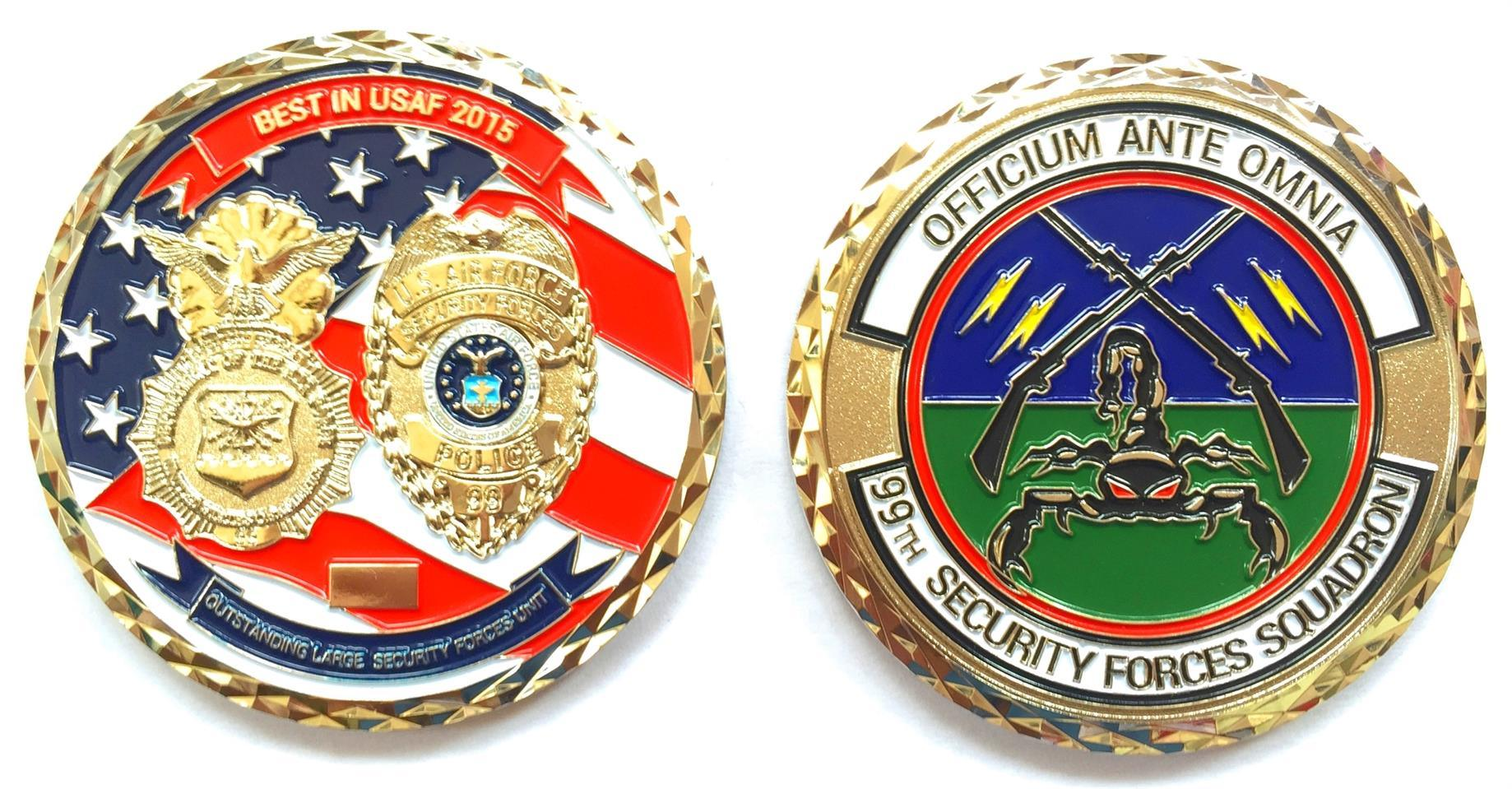 New Usn Coin Badges