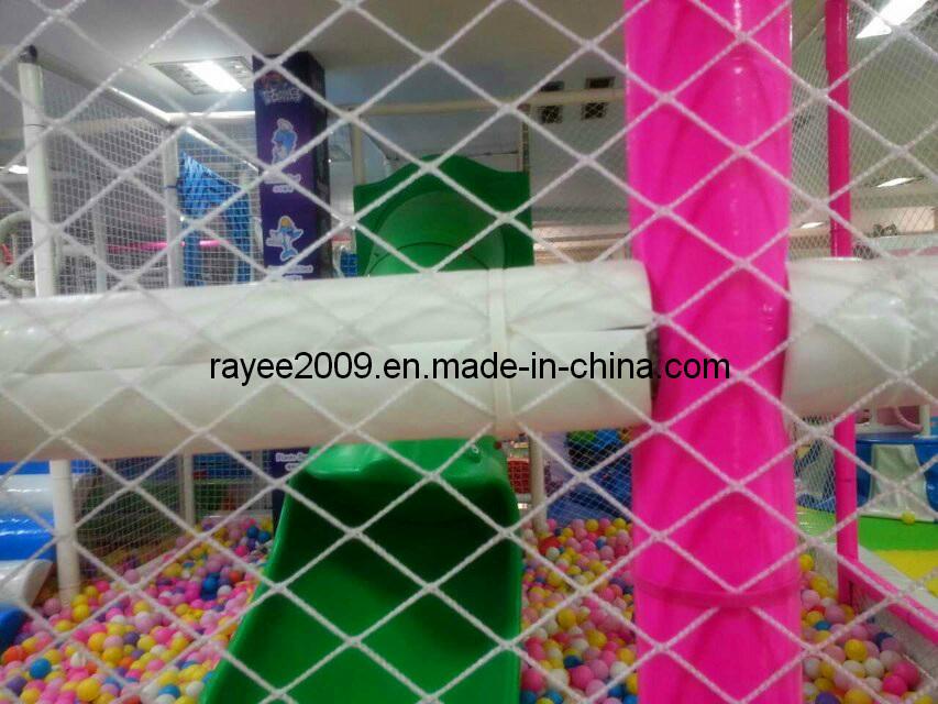 Knotless Safety Net