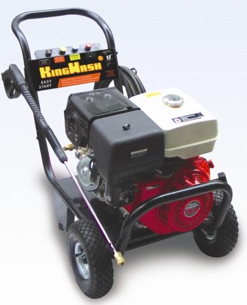 13HP Crank Shaft Pump CE Gasoline Powered High Pressure Machine (QH-200)