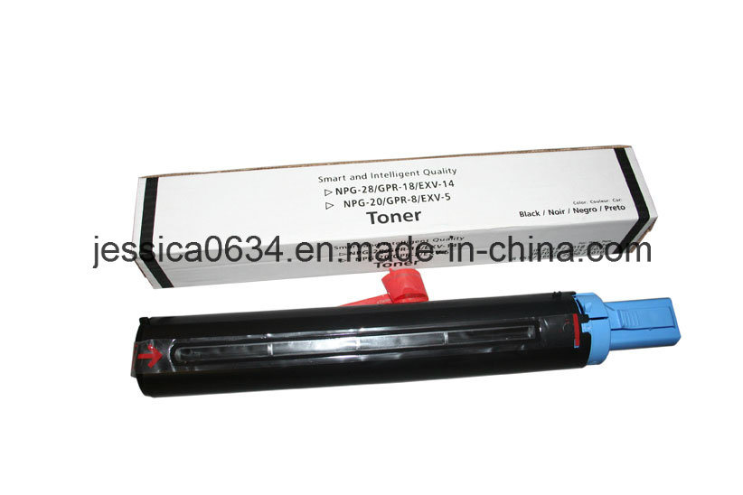 Compatible Toner Cartridge Npg28/Gpr18/Exv14 for Canon IR2016/2018/2020/2022/2025/2030