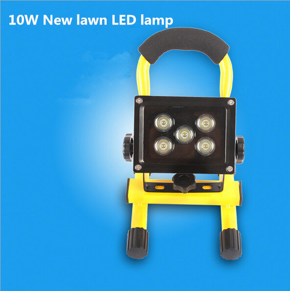 10W Outdoor Lawn LED Lamp Camping LED Lantern Flood Light