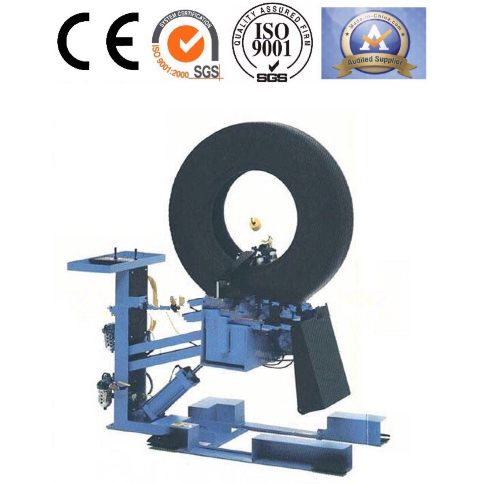 Tyre Testing Machine of Hot Retreading Equipment Line