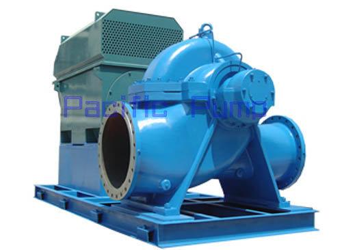 Double Suction Split Case Centrifugal Pump (TPOW)