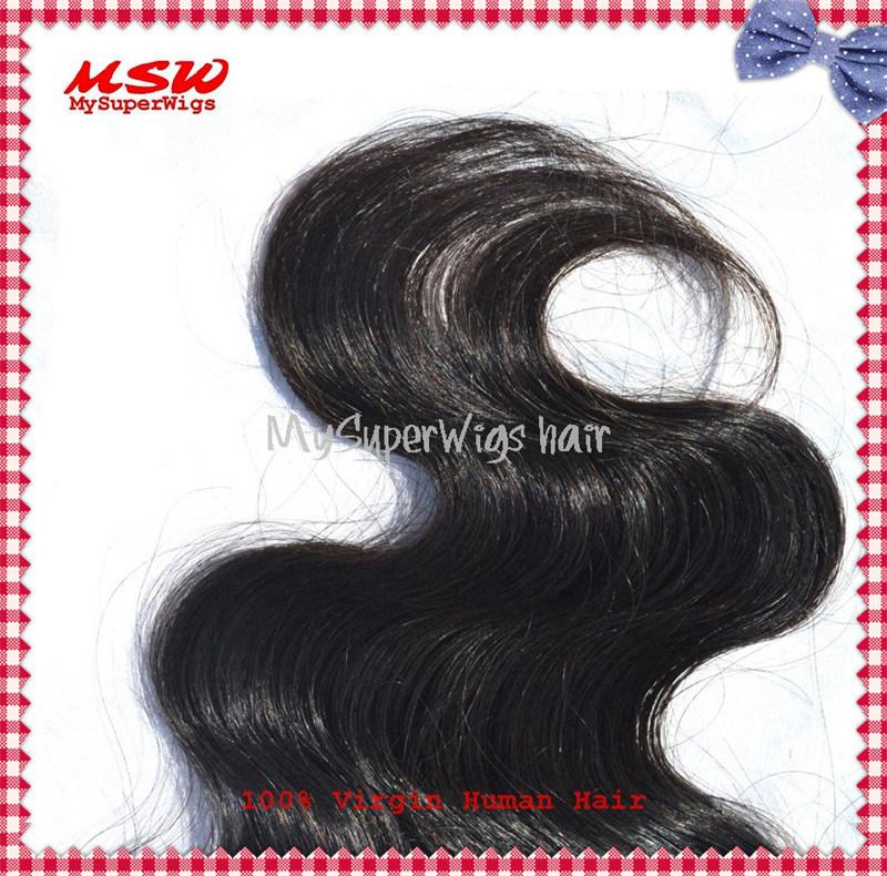 Brazilian Virgin Hair Body Wave Natural Colour Human Hair Bundles