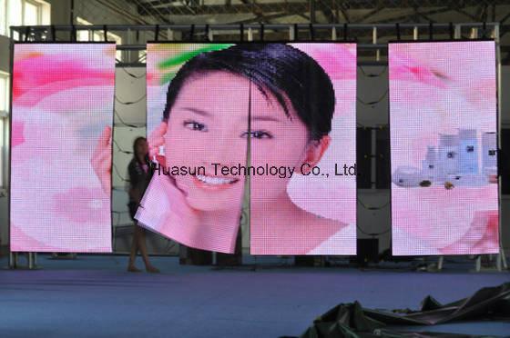 Soft LED Display (FLC-1600) /Stage Backdrop/ LED Curtain
